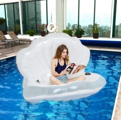 shell floaties