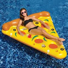 pelampung pizza