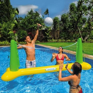 Net Volley air
