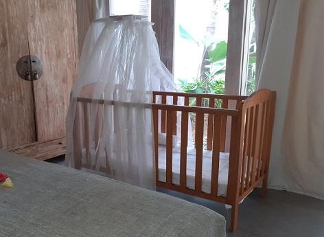 Baby Cot Kayu ( fix)